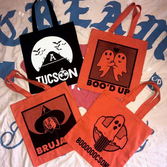 Image of Halloween  - Tote Bag