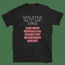 Image 1 of MILITIA ACT