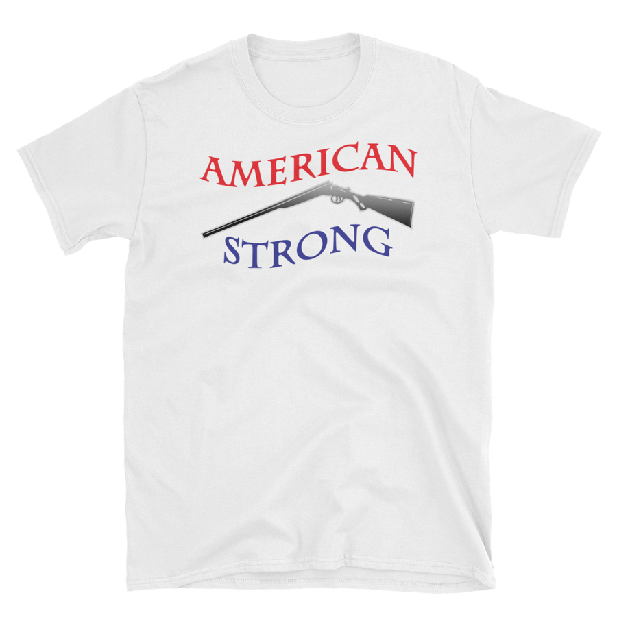 Image of AMERICAN STRONG