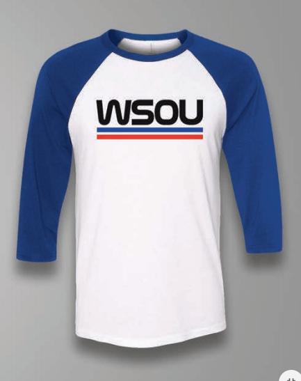 Image of WSOU Baseball Tee