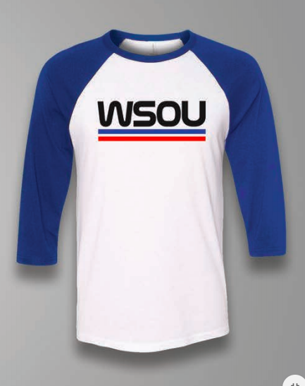 Image of WSOU Baseball Tee