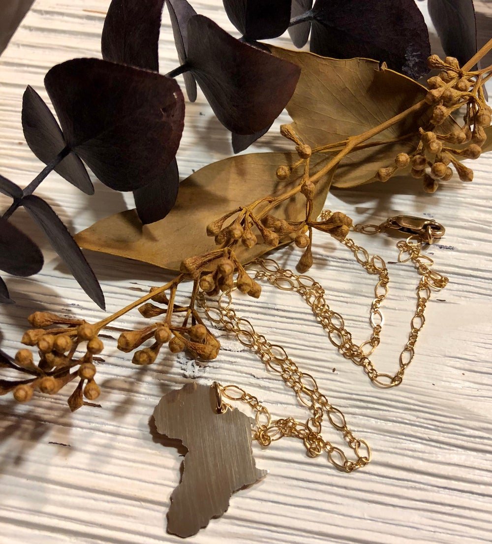 Image of Milk & Honey Necklace