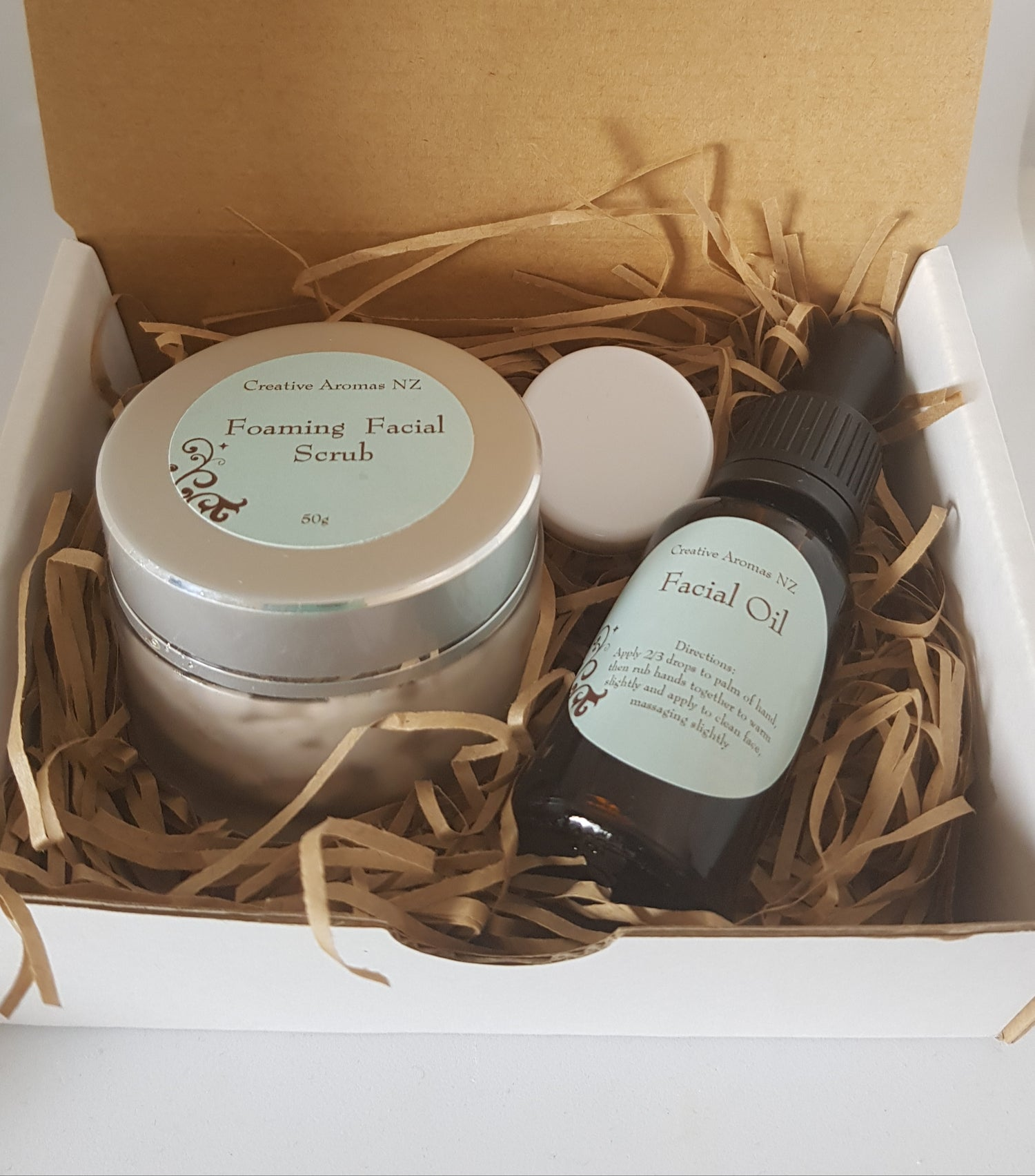 Image of Facial Gift Box