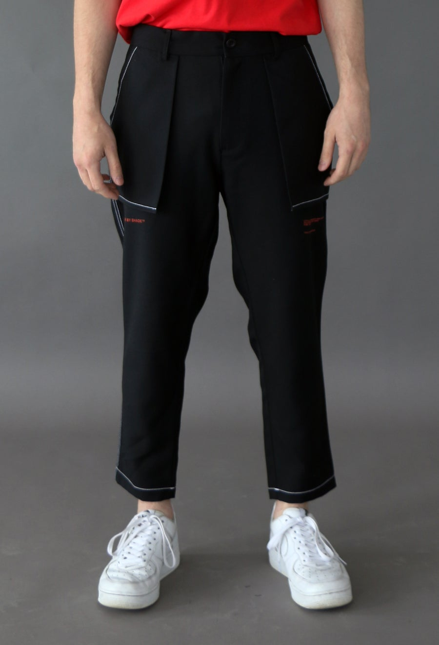 Image of 002 Reverse Trousers - 777 X GAVIN SHADE