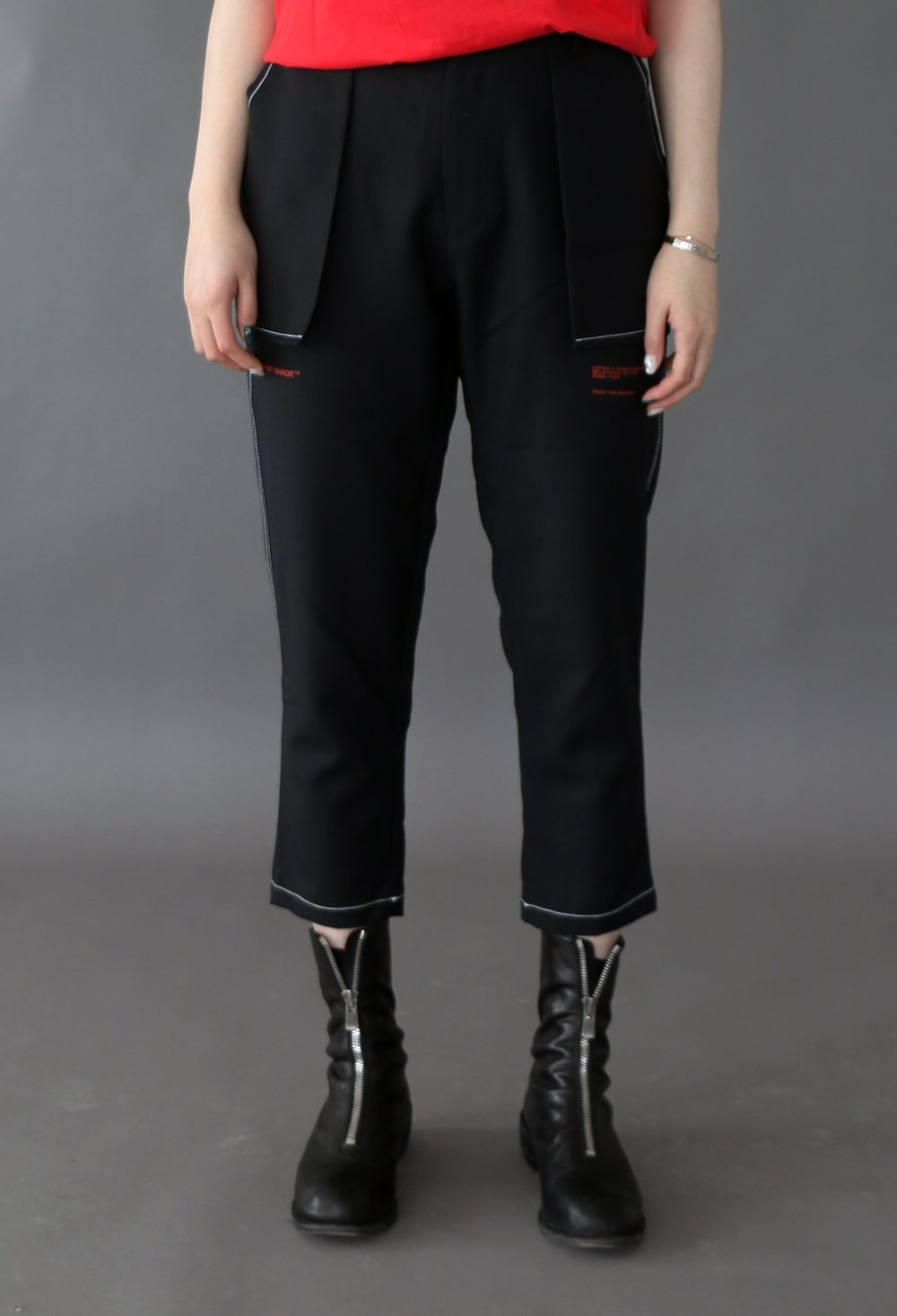 Image of F 002 Reverse Trousers - 777 X GAVIN SHADE