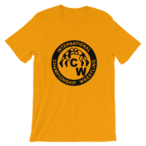 Image of ICW All-Stars Tee (Honoring the Most Notorious Outlaws of Pro Wrestling)
