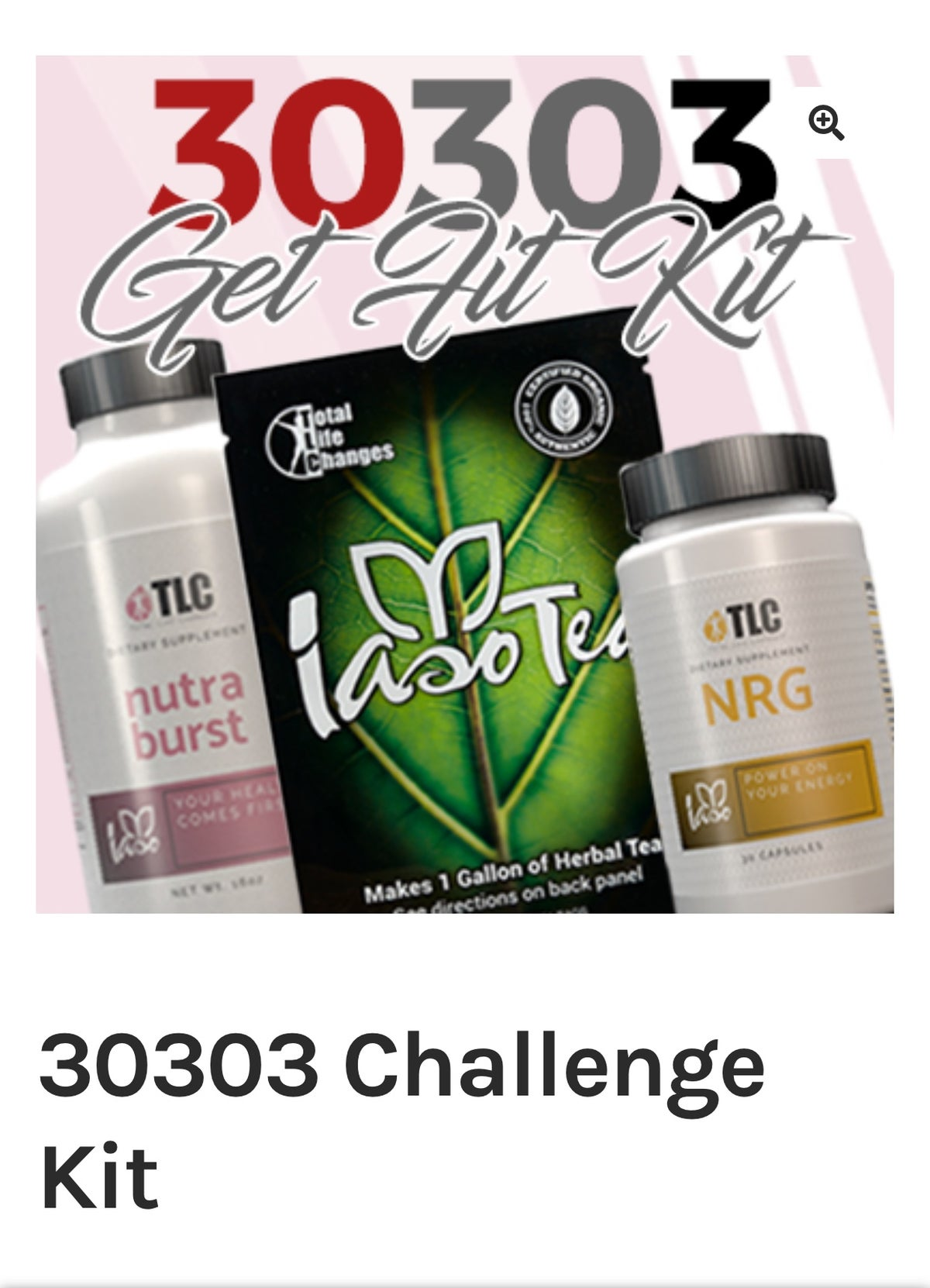 Image of 30303 Get Fit Kit