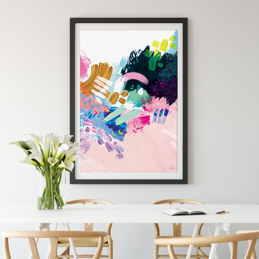 Image of Whoopy - Art Print