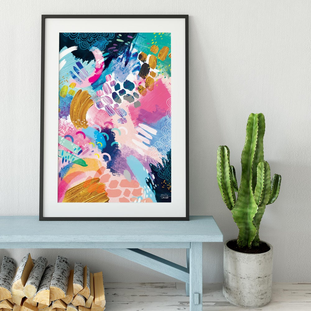 Image of Whippy - Art Print