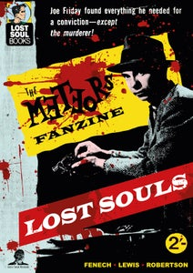 Image of Magazine. The Meteors : Lost Souls.  Cheap postage worldwide.