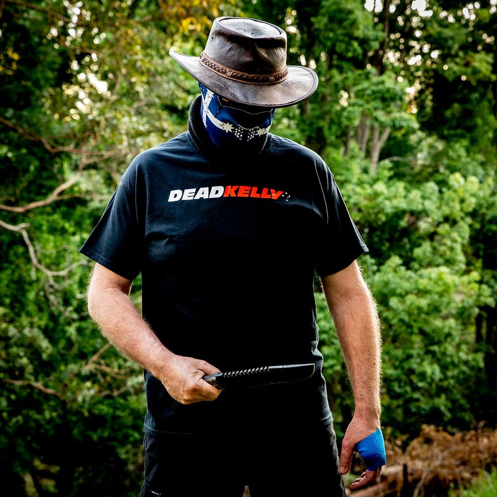 Image of Dead Kelly - Australian Made - Tshirt