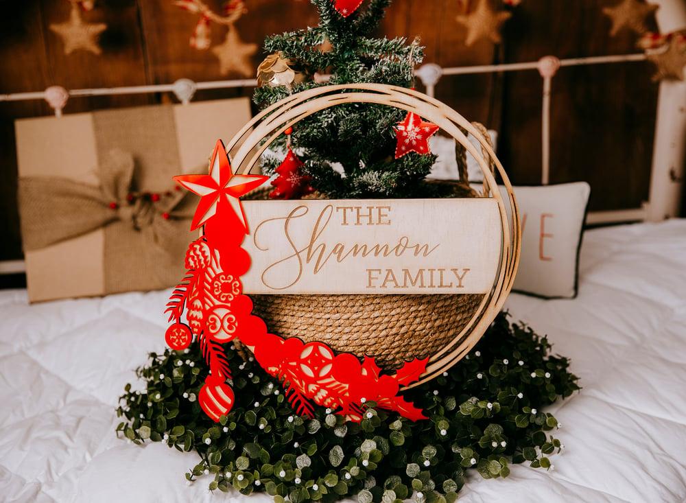 Image of Custom Wreath