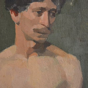 Image of 1920's 'Nude Male' Louis Billotey (1883-1940)