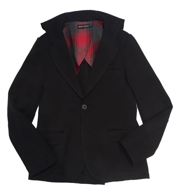 Image of Antony Morato Hooded Blazer