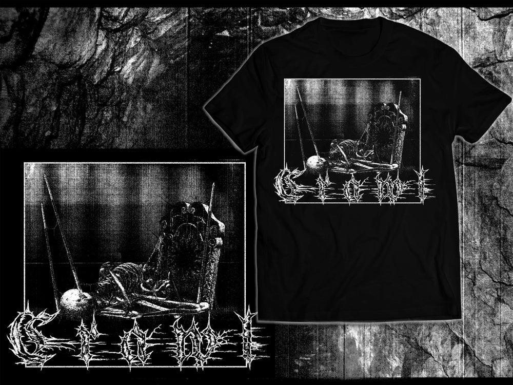 "Image of ""Forgotten Corpse"" Winter 2018 Tour T-Shirt"