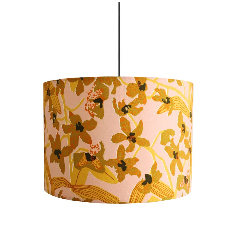 Image of Daphne (Mustard) 30cm lampshade