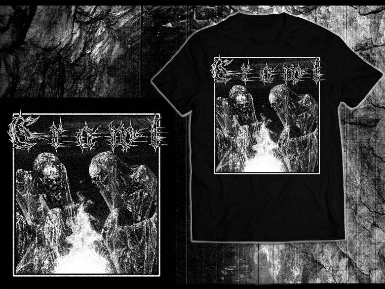 "Image of ""Summoners, Conspiring"" Winter 2018 Tour T-Shirt"