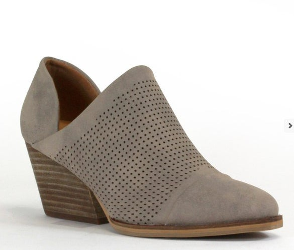 Image of Perfect Fall Booties w/ Ankle Detail