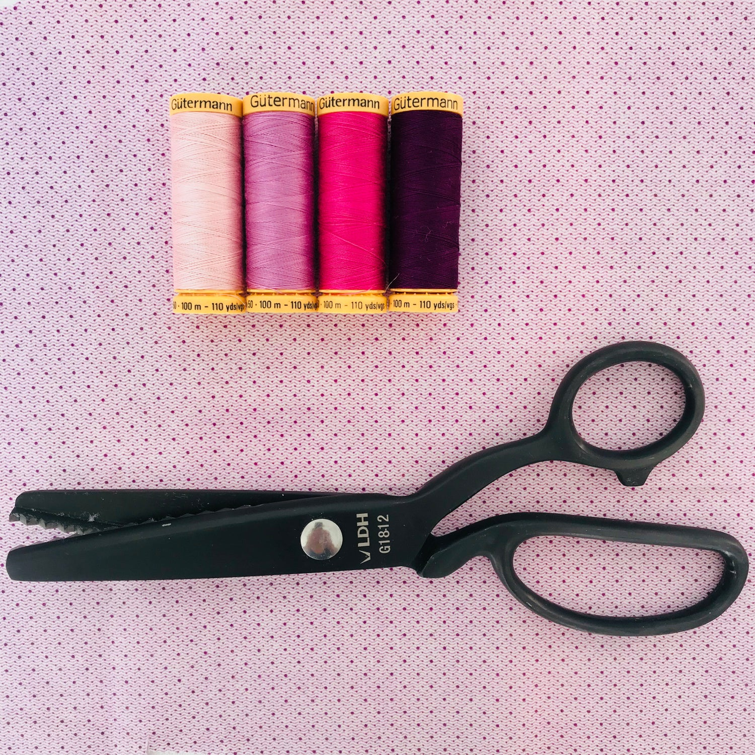 Image of Pinking Shears - Midnight Edition