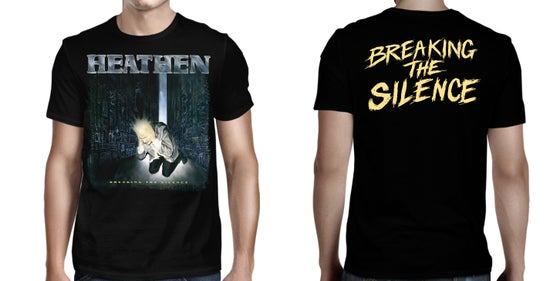 Image of Breaking The Silence T-Shirt/Longsleeve/Pullover Hoodie
