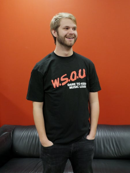 Image of W.S.O.U. Dare shirt