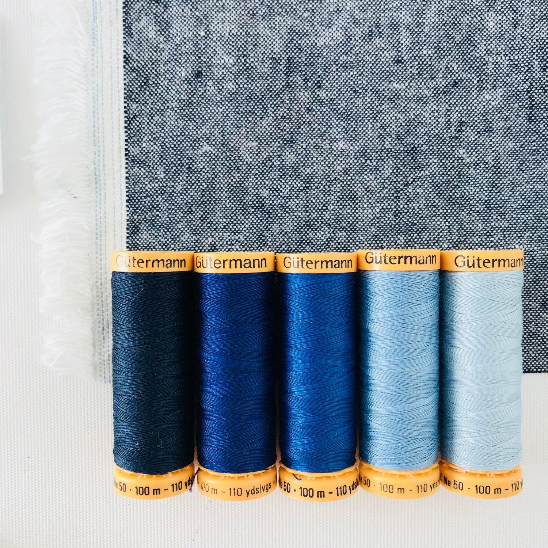 Image of Cotton Thread Gutermann - Ocean