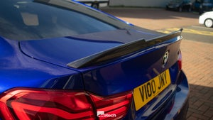 Image of BMW M4 CS Style Carbonspeed Rear Spoiler