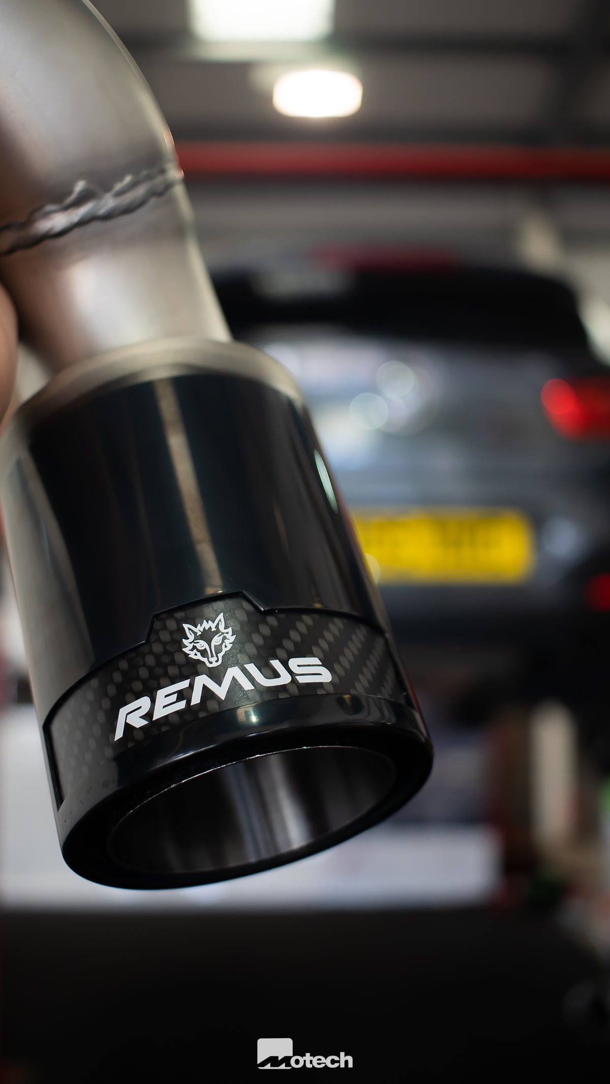 Image of Remus Exhaust BMW M135i F20 F21