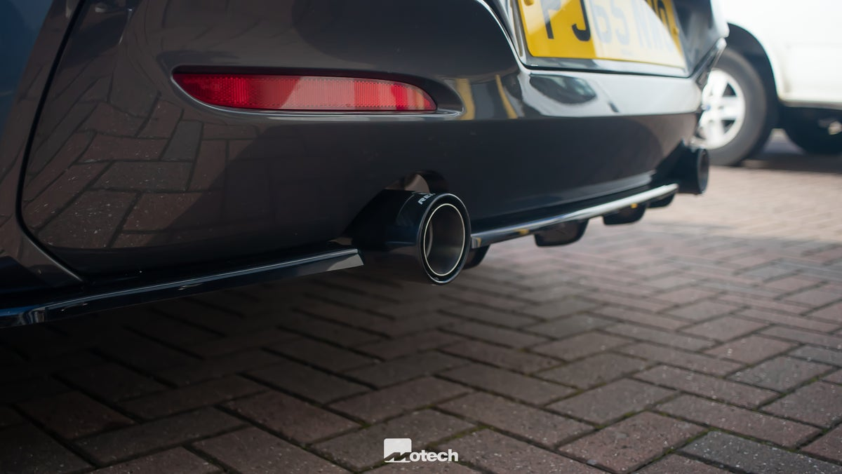 Image of BMW M135i Remus Exhaust (F20 F21)