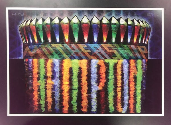Image of PH 2018 Hampton Mothership Reprise Print