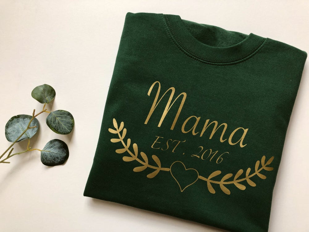 Image of Mama Est. Sweater