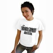 Image of Camiseta Los Mambo Jambo Arkestra Blanca - Chica