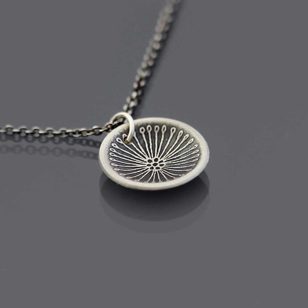 Image of Tiny Seed Pod Necklace