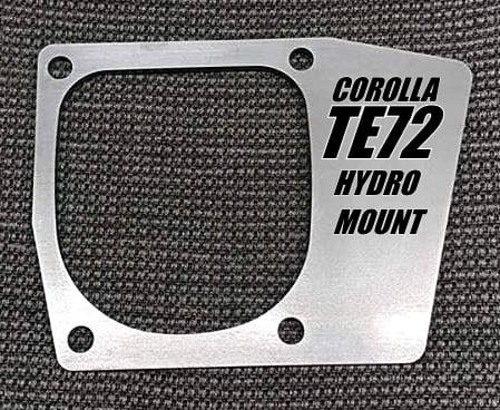 Image of TE72 Hydraulic handbrake mount