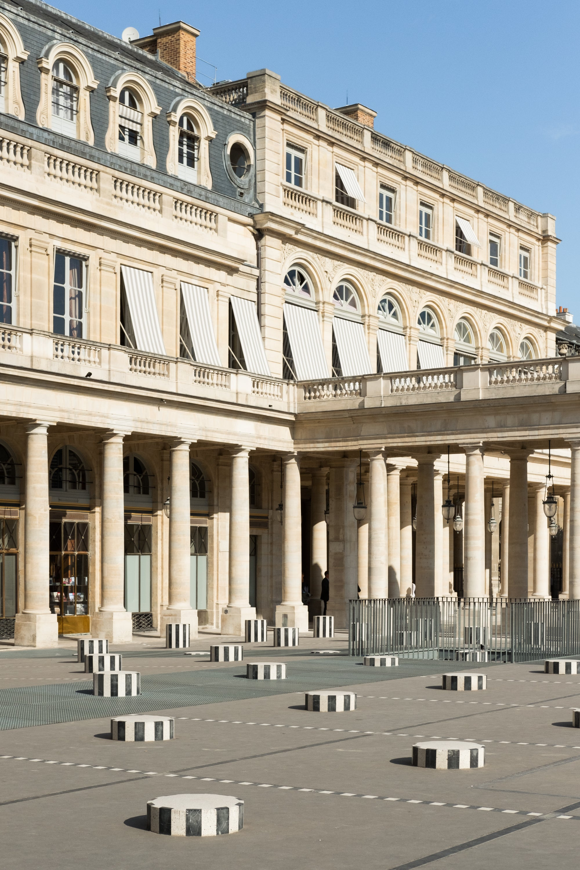 Image of  PALAIS ROYAL STRIPES