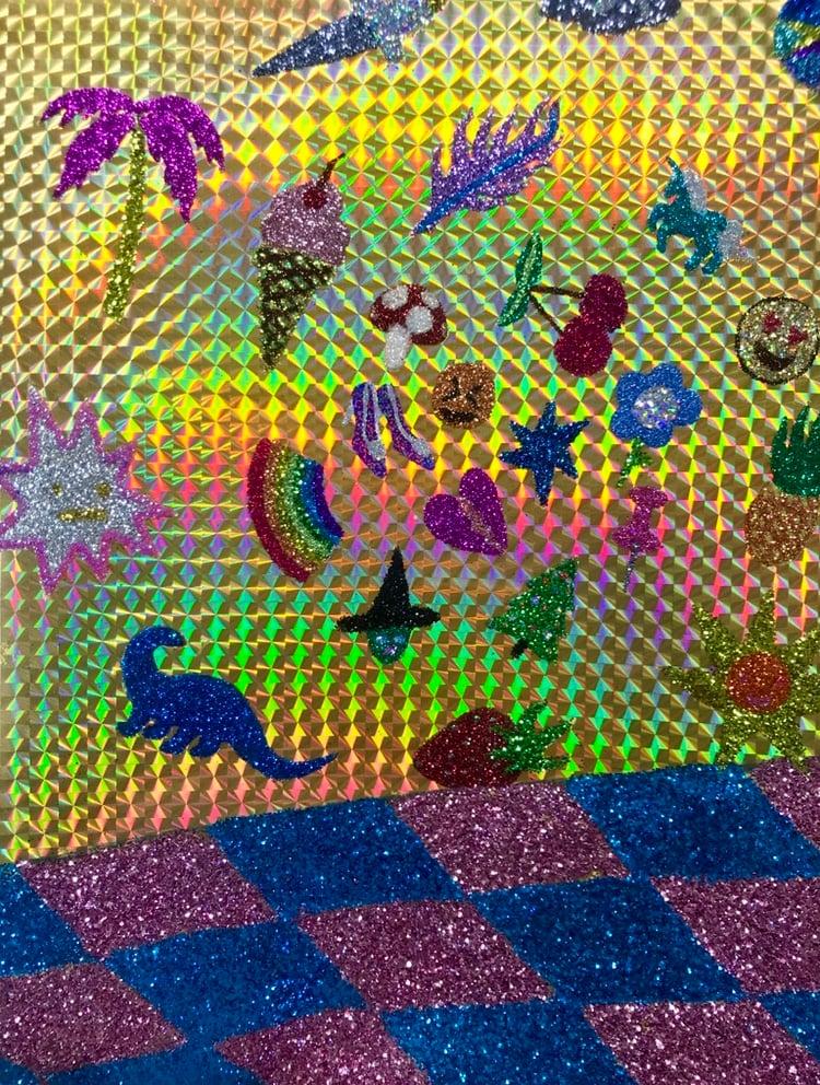 Image of Glitter Death (shame spiral)