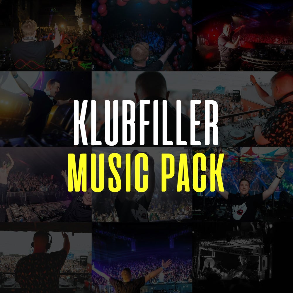 Image of Klubfiller Music Pack - Life time