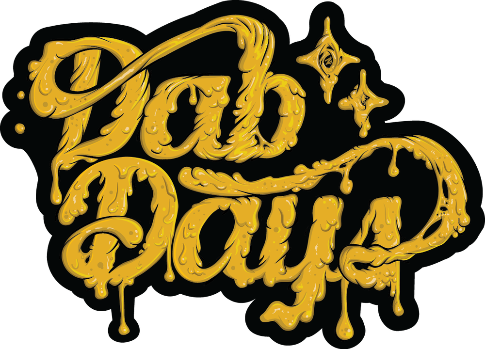 """Image of Dab Days """"Goop"""" Dab Mat - Limited Edition"""