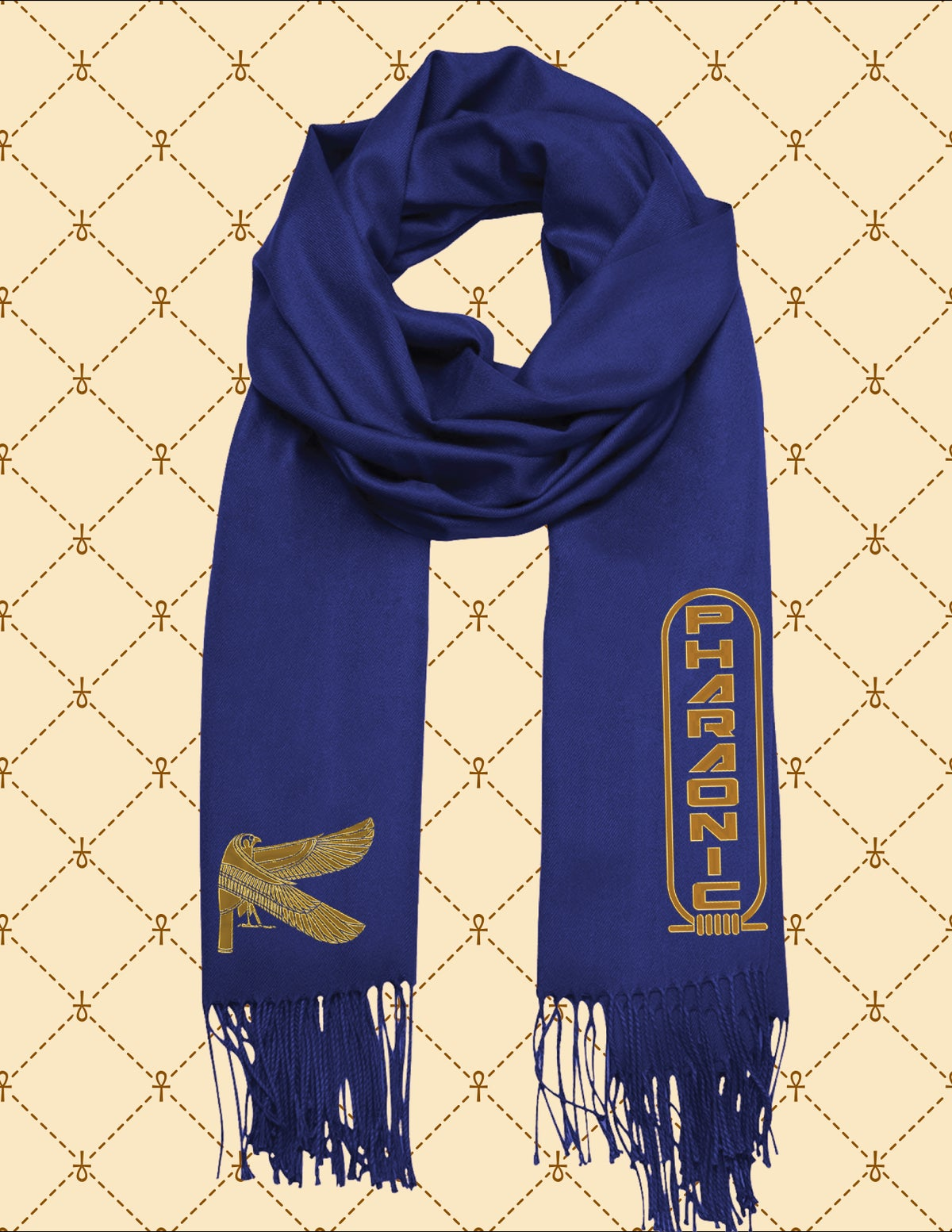 Image of Men's/Women's Shen Logo Scarf