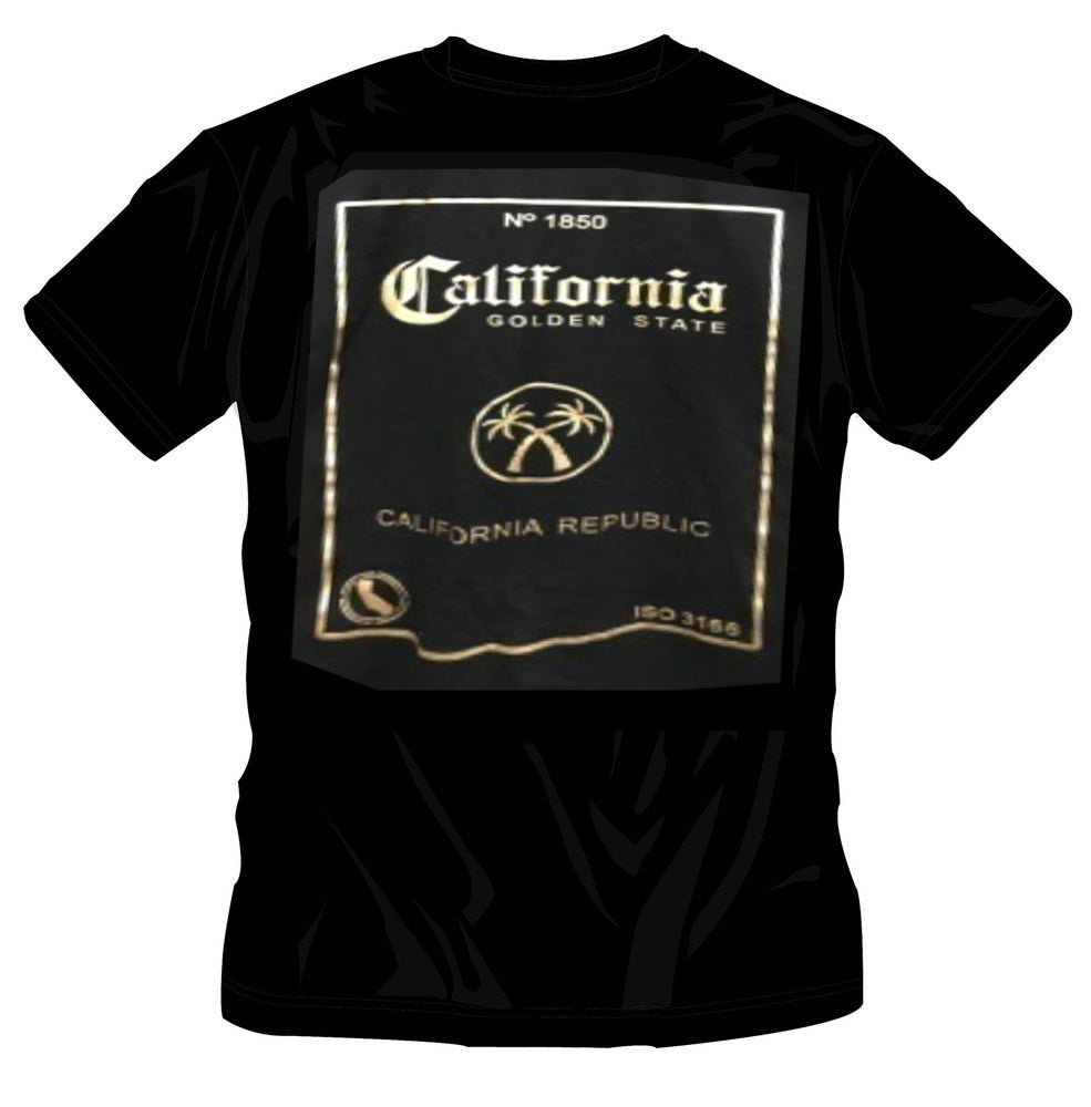Image of #17 CAL REPUBLIC TSHIRT