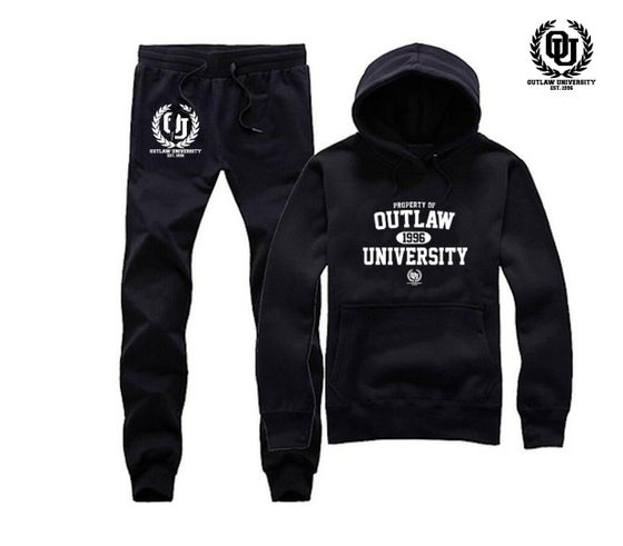 Image of Property of OU Unisex Sweat Suit- COMES IN BLACK, GREY, NAVY BLUE,