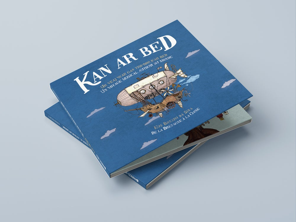 Image of Kan ar Bed (CD)