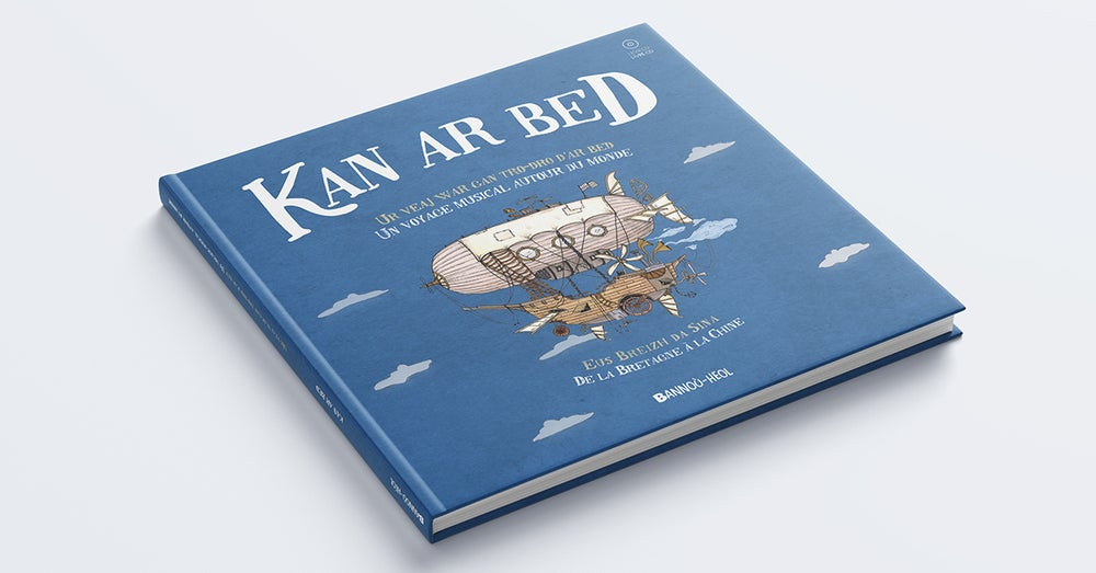 Image of Kan ar Bed (Livre + CD)