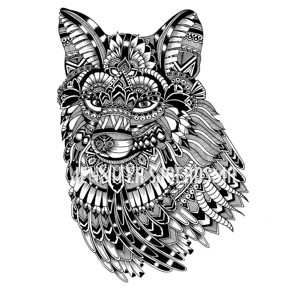 Image of Kitsune the Fox
