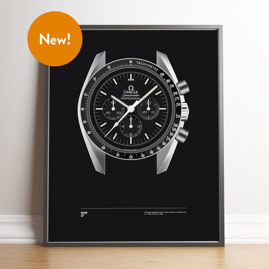 Image of Omega Speedmaster Moonwatch Professional