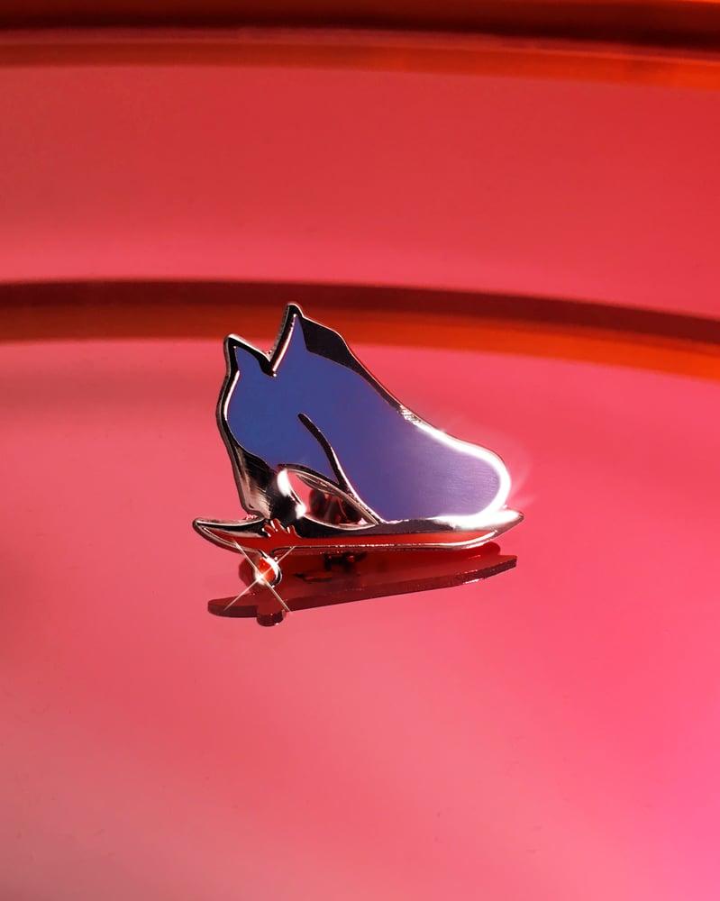 Image of PANSY Enamel Pin