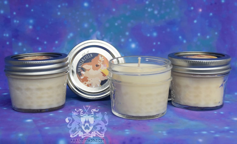 Image of Scented Candles - Vanillazilla