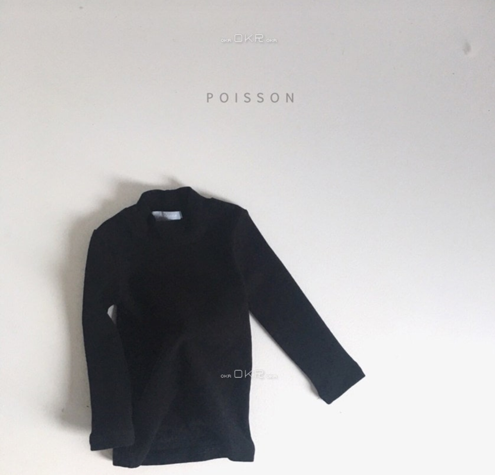 Image of Black Polar Long Sleeve