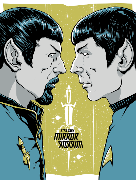 Image of Star Trek: Mirror Mirror