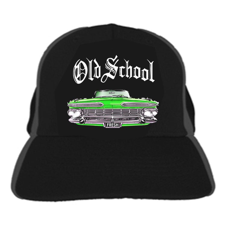 Image of #31CP OS GREEN CAR CAP